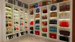 SARAE Interior Walk in Closet