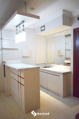 SARAE Kitchen Set Apartemen