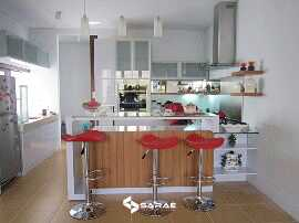 SARAE Kitchen Area